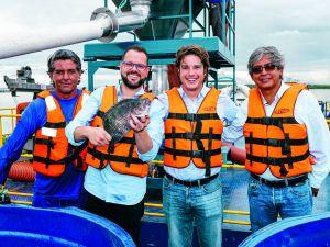 Sustainable Fish Farm